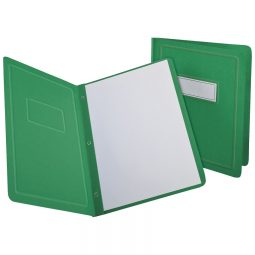 Report Cover Tang Light Green Box of 25