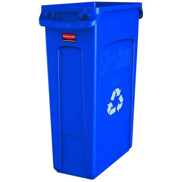Vented Slim Jim Recycling