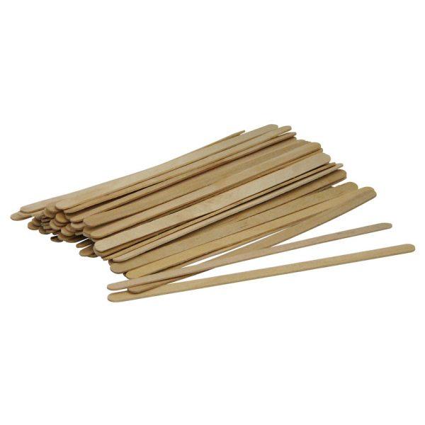 """Wood Stir Sticks 5-1/2"""""""