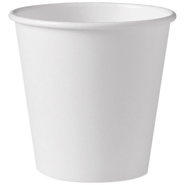 Genuine Joe Disposable Cups 10 Oz White