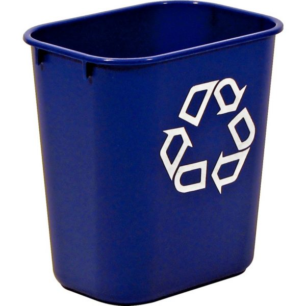 Rubbermaid® Recycling Basket