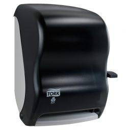 San Jamar hand towel dispenser