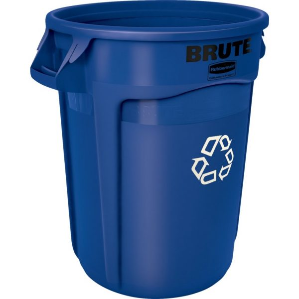 Rubbermaid Brute waste container