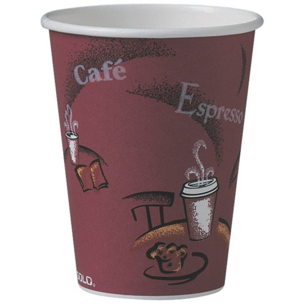 Solo® Bistro® Poly Hot Cups