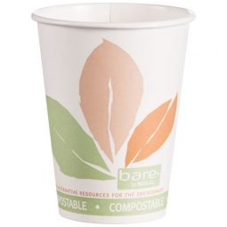 12OZ Solo Bare coffee cup 50/package