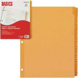 Basics Index Buff 1 to 31