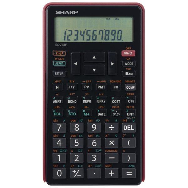 Sharp Financial Calculator
