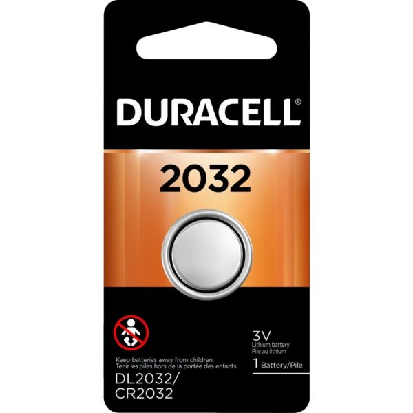 """Duracell® Lithium """"2032"""" Battery"""