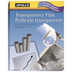 Apollo Colour Laser Transparency Film