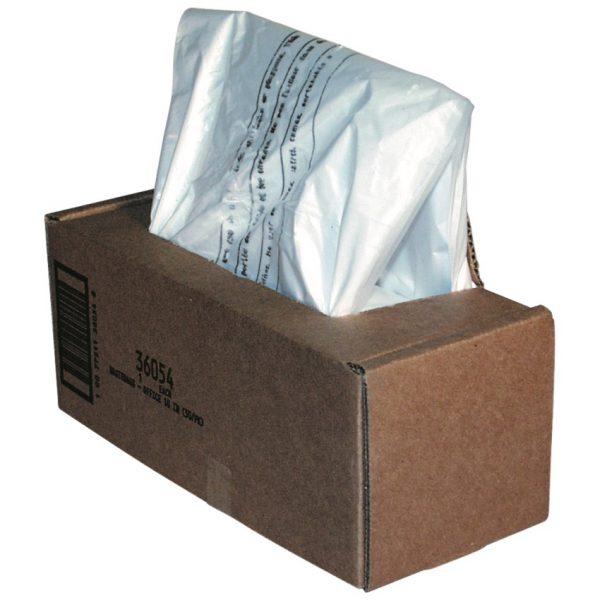 "Fellowes Powershred Shredder Bags 29"" X 14"" X 30"""