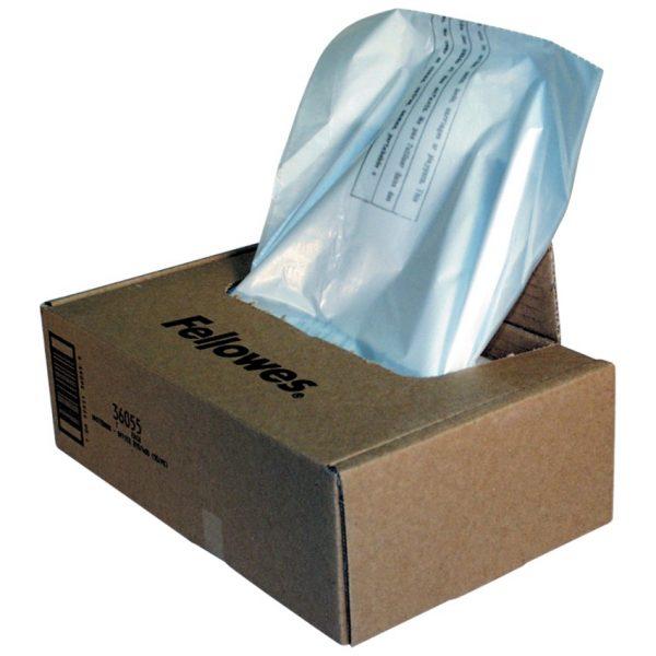 "Fellowes Powershred Shredder Bags 30-1/2"" X 13"" X 40-1/4"""