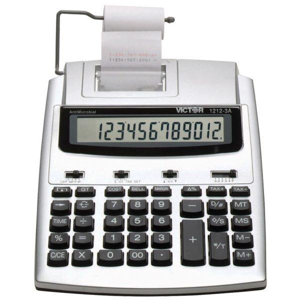 Victor 1212-3A Commercial Desktop Printing Calculator