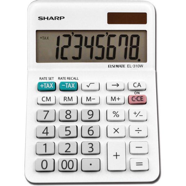 Sharp EL310WB Desktop Calculator