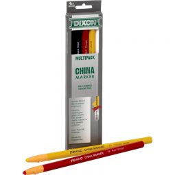 Dixon China Marker- Assorted colours. 5/box