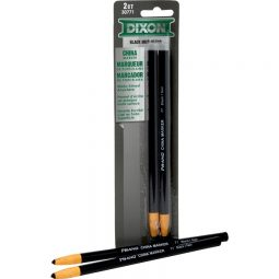 Dixon China Marker- 2/package Black