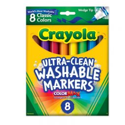 Crayola® Ultra-Clean Washable Markers