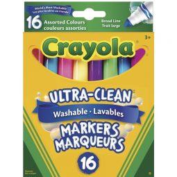Crayola Washable Marker Set/16