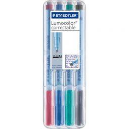 Staedtler Lumocolor Erasable Marker