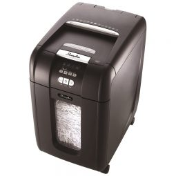 GBC® Stack-and-Shred™ 300X Automatic Cross Cut Office Shredder