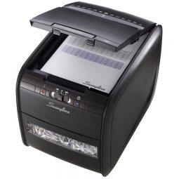 GBC® Stack-And-Shred™ 60x Cross Cut Personal Shredder