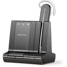 Plantronics Savi W740 3 in 1 Wireless Headset