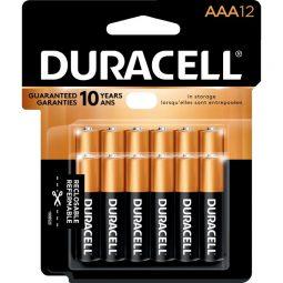 "Duracell® Coppertop Battery ""AAA"""
