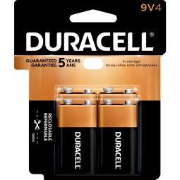 "Duracell® Coppertop Battery ""9V"""