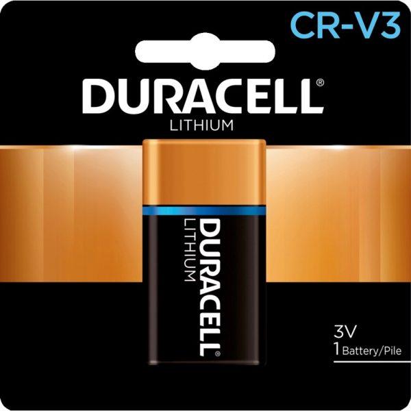 """Duracell® Ultra Digital Camera """"CR-V3"""" Lithium Battery"""