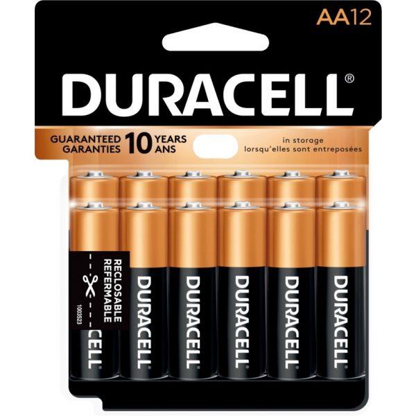 "Duracell® Coppertop Battery ""AA"""