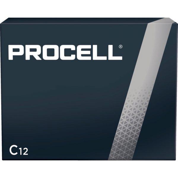 "Duracell® Procell Alkaline Battery ""C"""