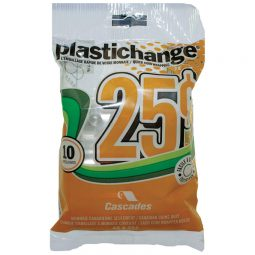 Plastichange Coin Wrappers 25¢