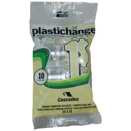 Plastichange Coin Wrappers 1$