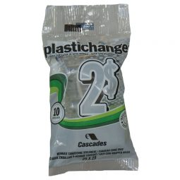 Plastichange Coin Wrappers $2