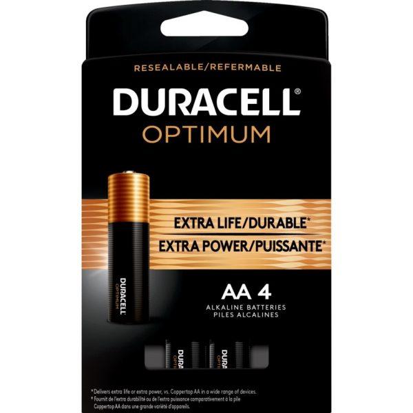Duracell® Optimum Batteries