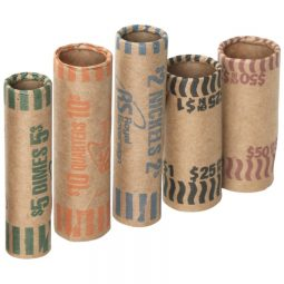 Royal Sovereign Coin Wrappers Assorted