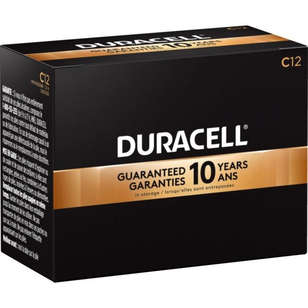 "Duracell® Coppertop ""C"" Battery"