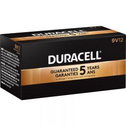 "Duracell® Coppertop ""9V"" Battery"