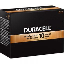 """Duracell® Coppertop """"D"""" Battery"""