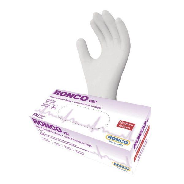 Ronco VE2 General Purpose Vinyl Gloves