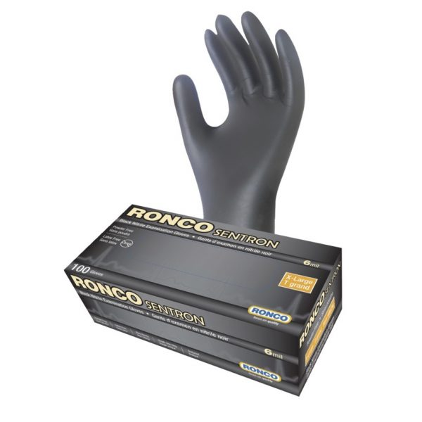 Ronco Sentron Nitrile Gloves
