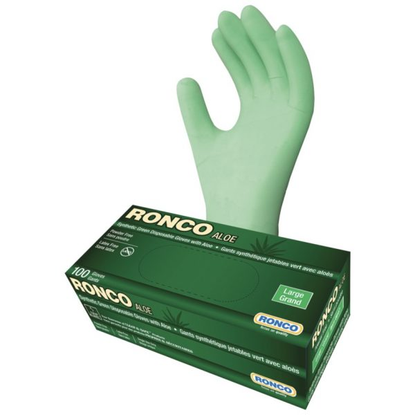 Ronco Aloe Synthetic Gloves