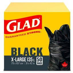 Glad® Garbage Bags X-Large