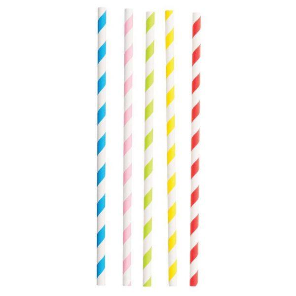 Stone™ Paper Drinking Straws