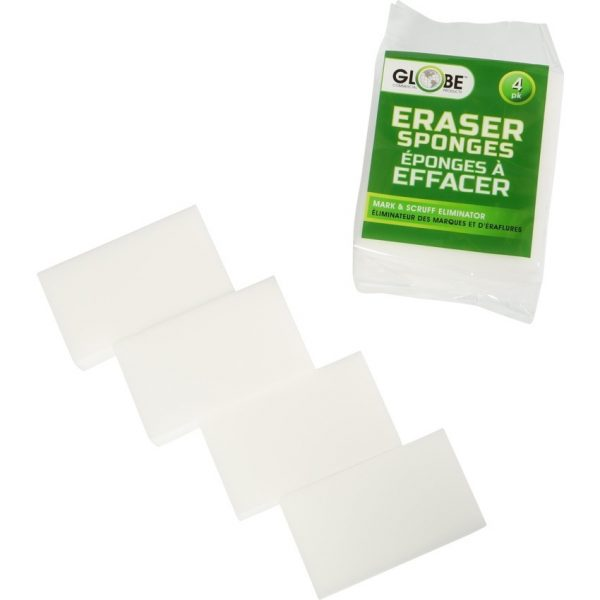 Globe™ Eraser Sponges