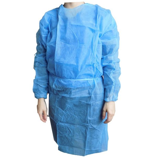 Paramedic Disposable Contagion Gowns
