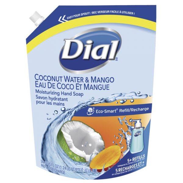 Dial® Naturals Refill Liquid Soaps