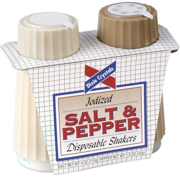 Dixie Crystals Salt and Peper Set