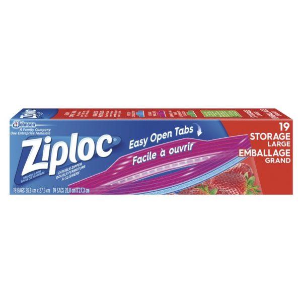 Larges Ziploc Bags