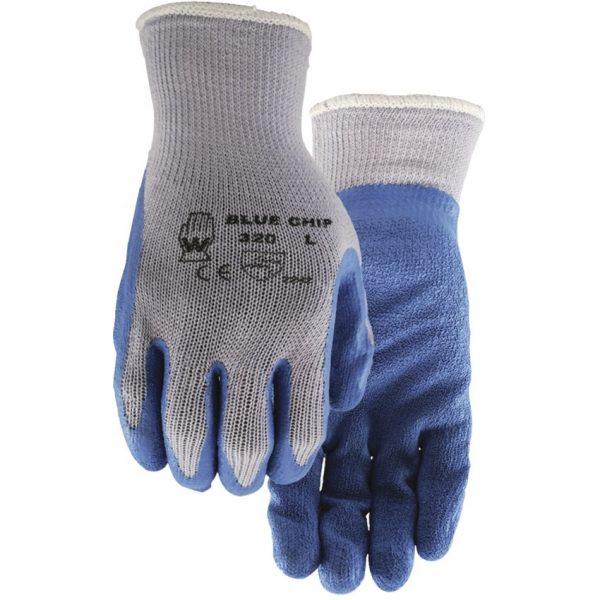 Watson Blue Chip Gloves. Medium.
