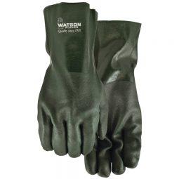 Watson Green Gloves